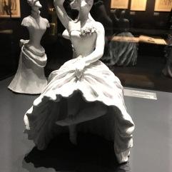 A ballet dancing duck